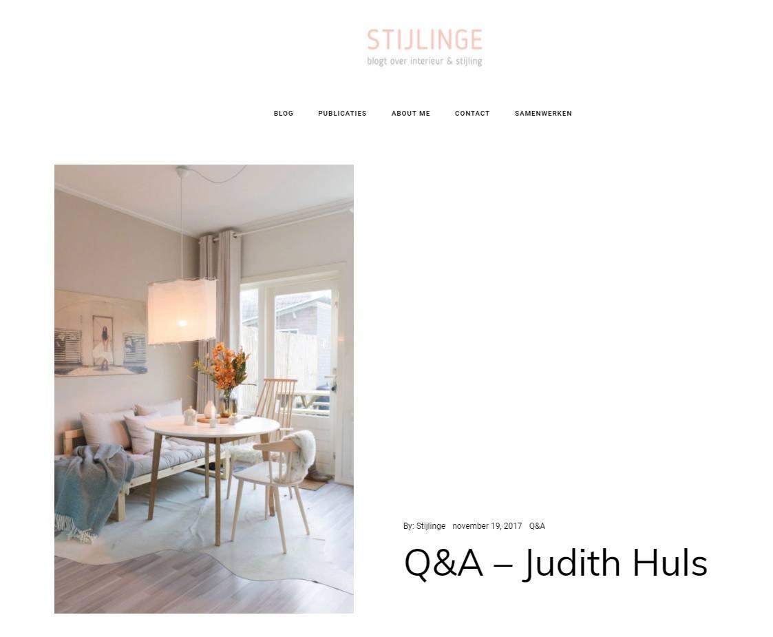 QA Stijlinge - Juudithhome