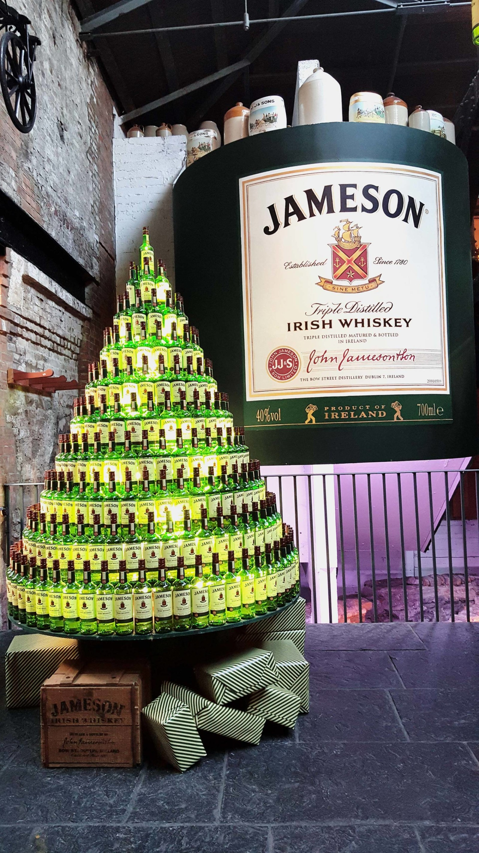 kerstboom-Jameson