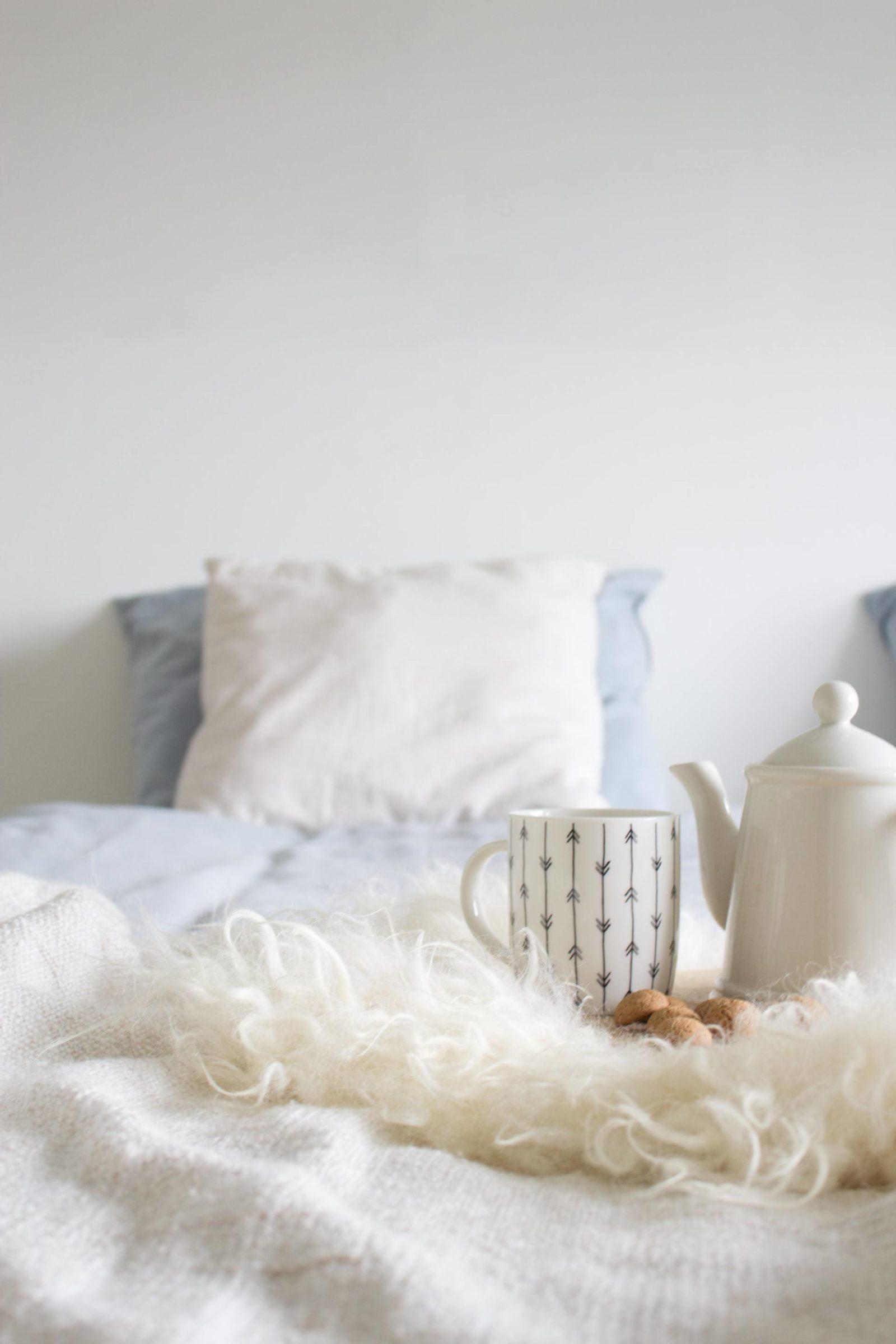 Emma matras slaapkamer