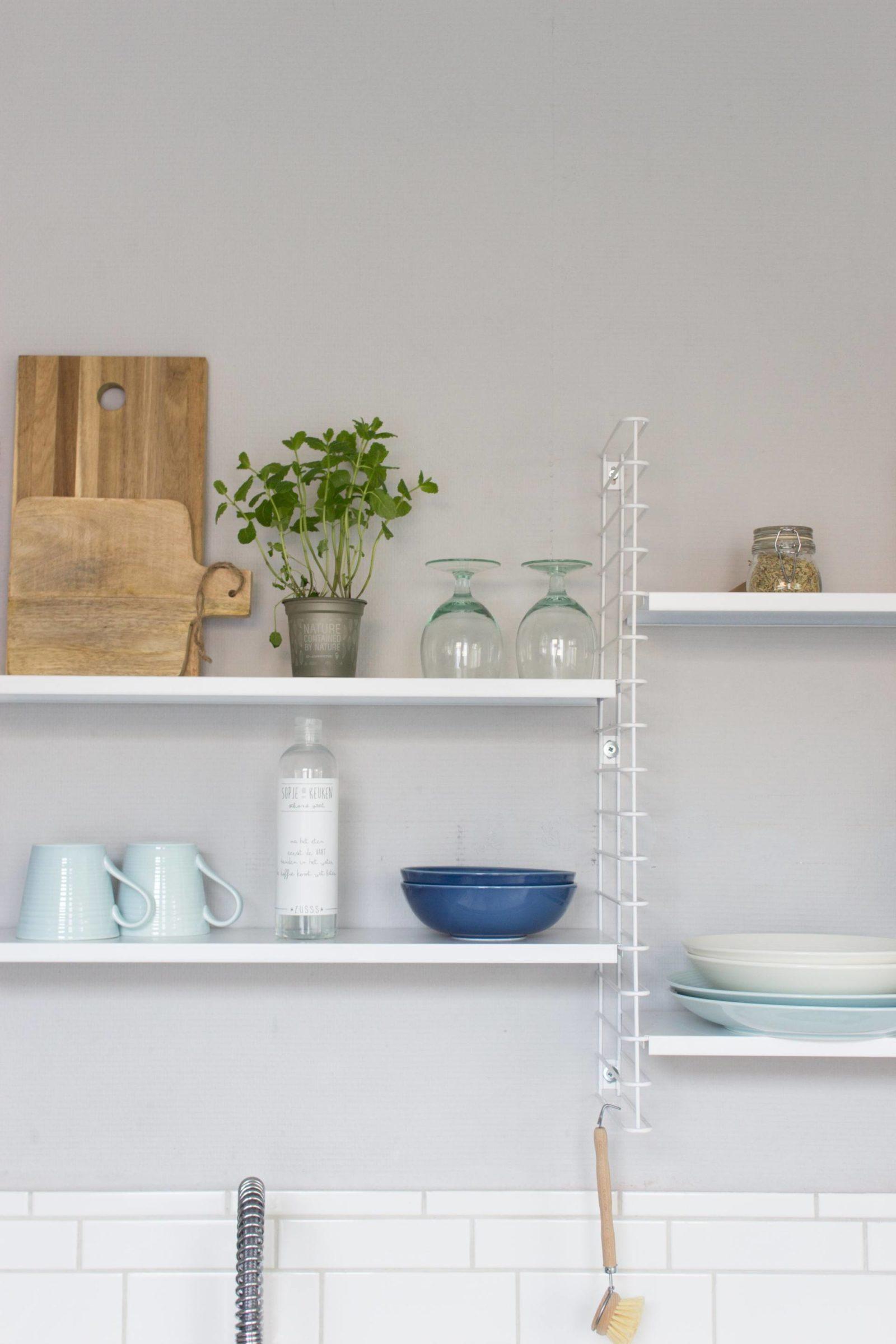 Een frisse start in de keuken juudithhome interior lifestyle blog - Trendkleur keuken ...