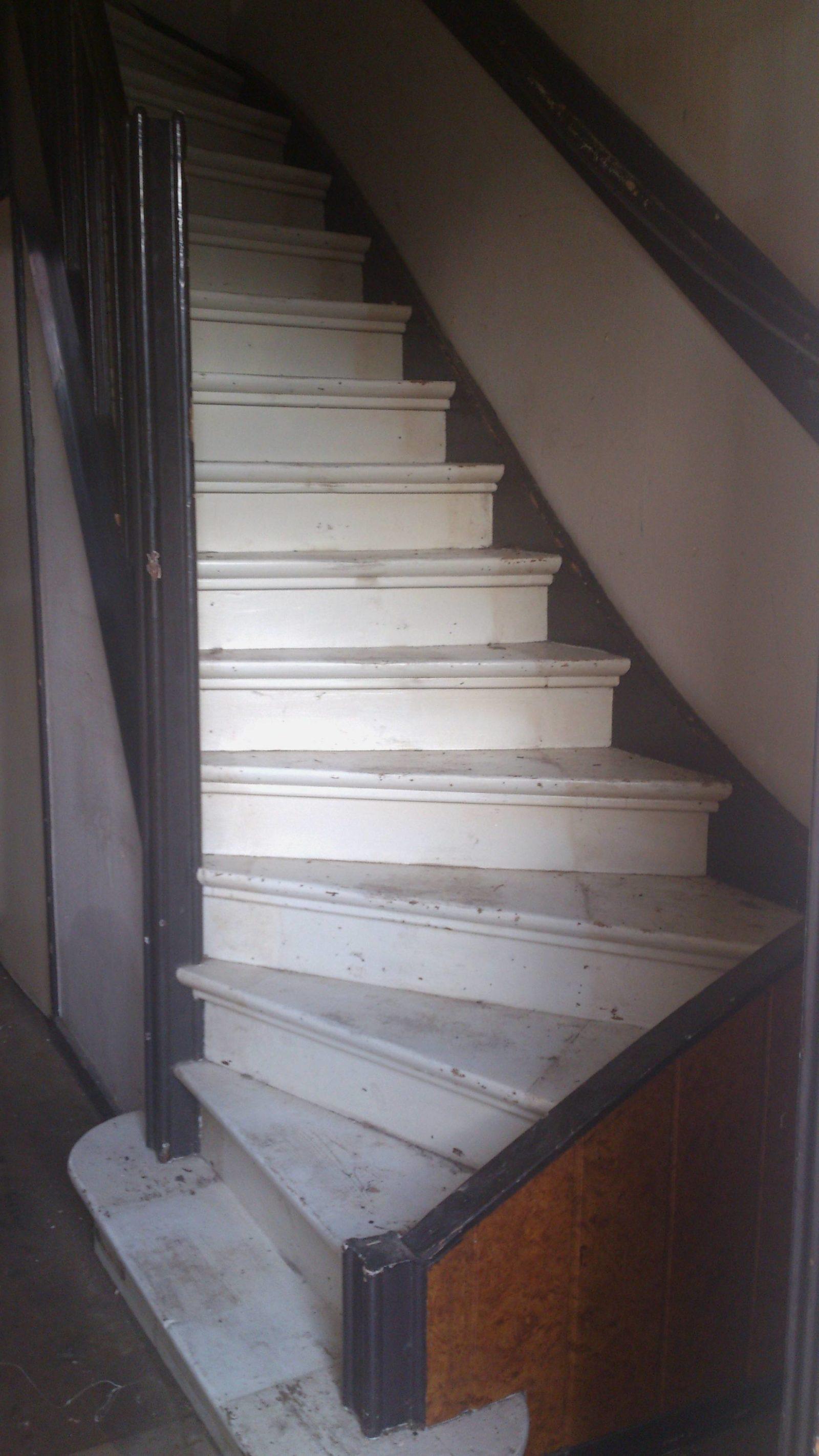 trap huis