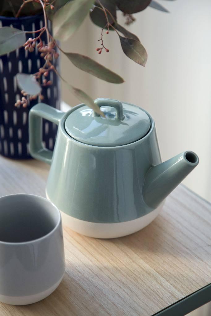 Voorjaarscollectie Sostrene Grene Teapot