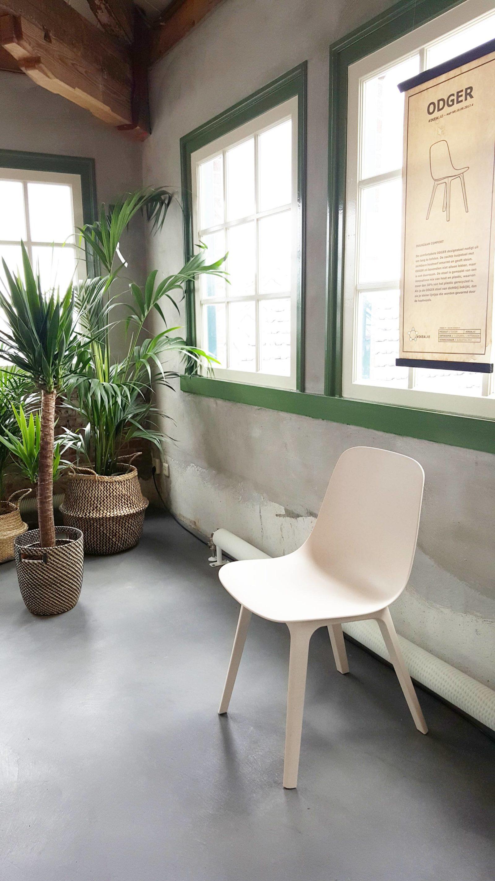 duurzame stoel IKEA