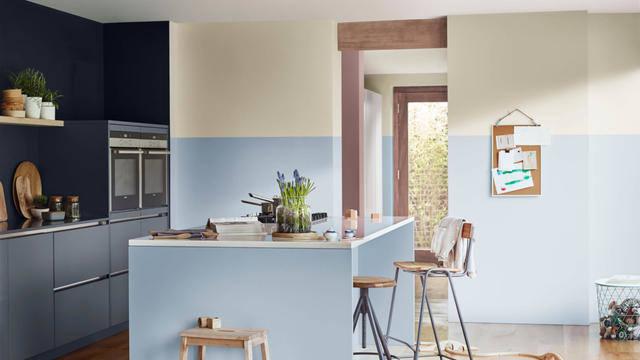 Trends de trendkleur van het jaar 2018 heart wood siefshome - Trendkleur keuken ...