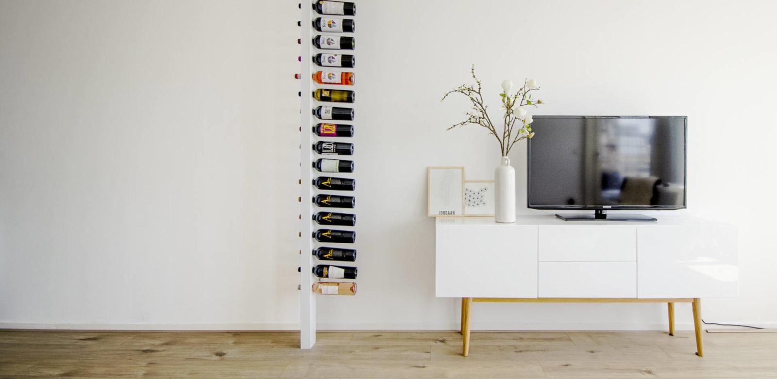 Wijnmeubel wijnpaal