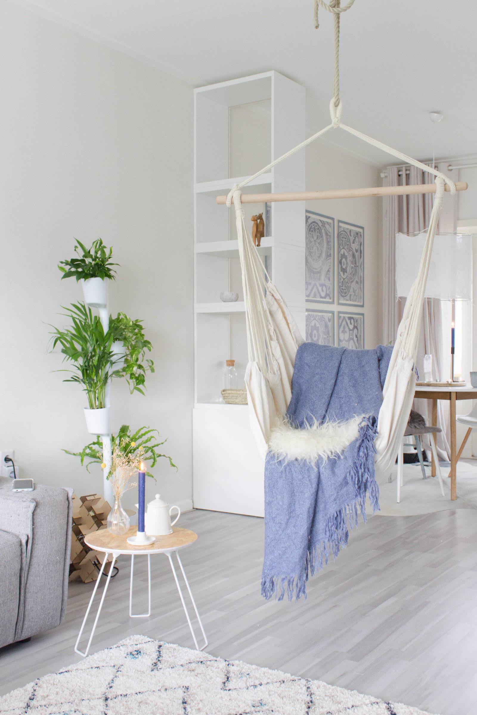 Een nieuwe hangstoel - Juudithhome- interior & lifestyle blog