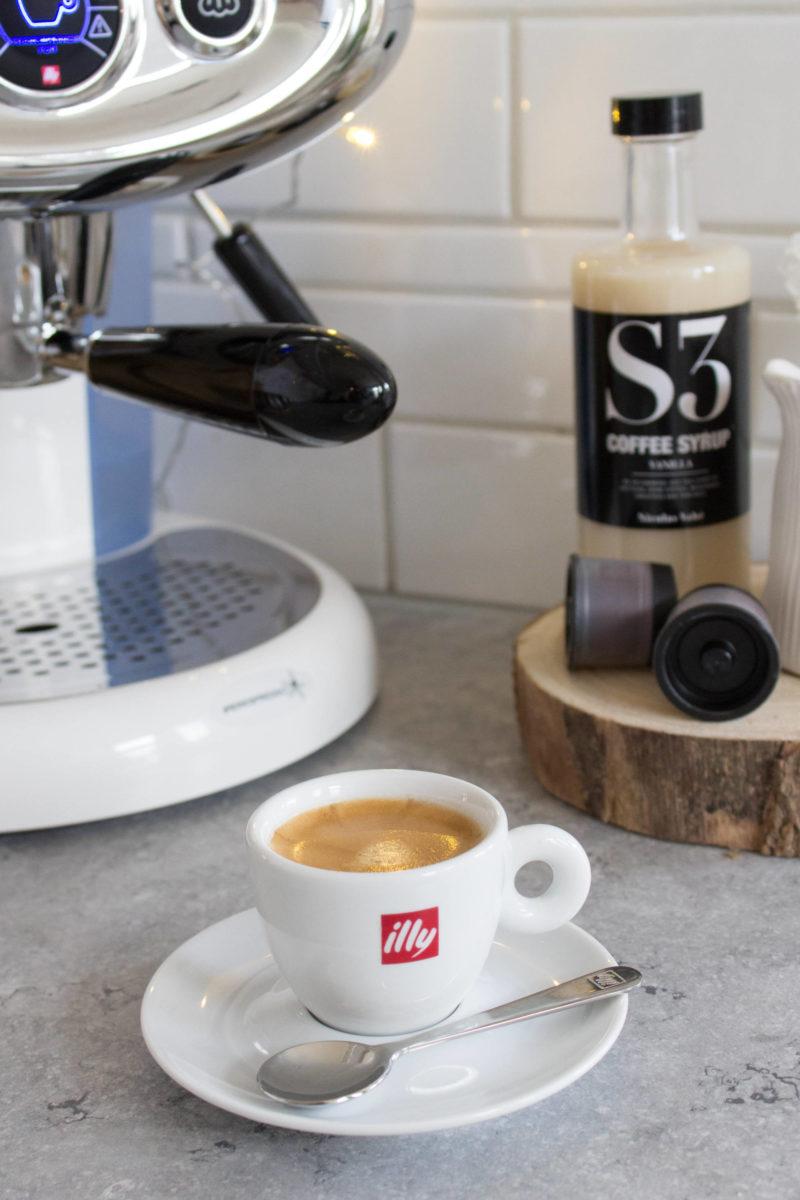illy espressomachine