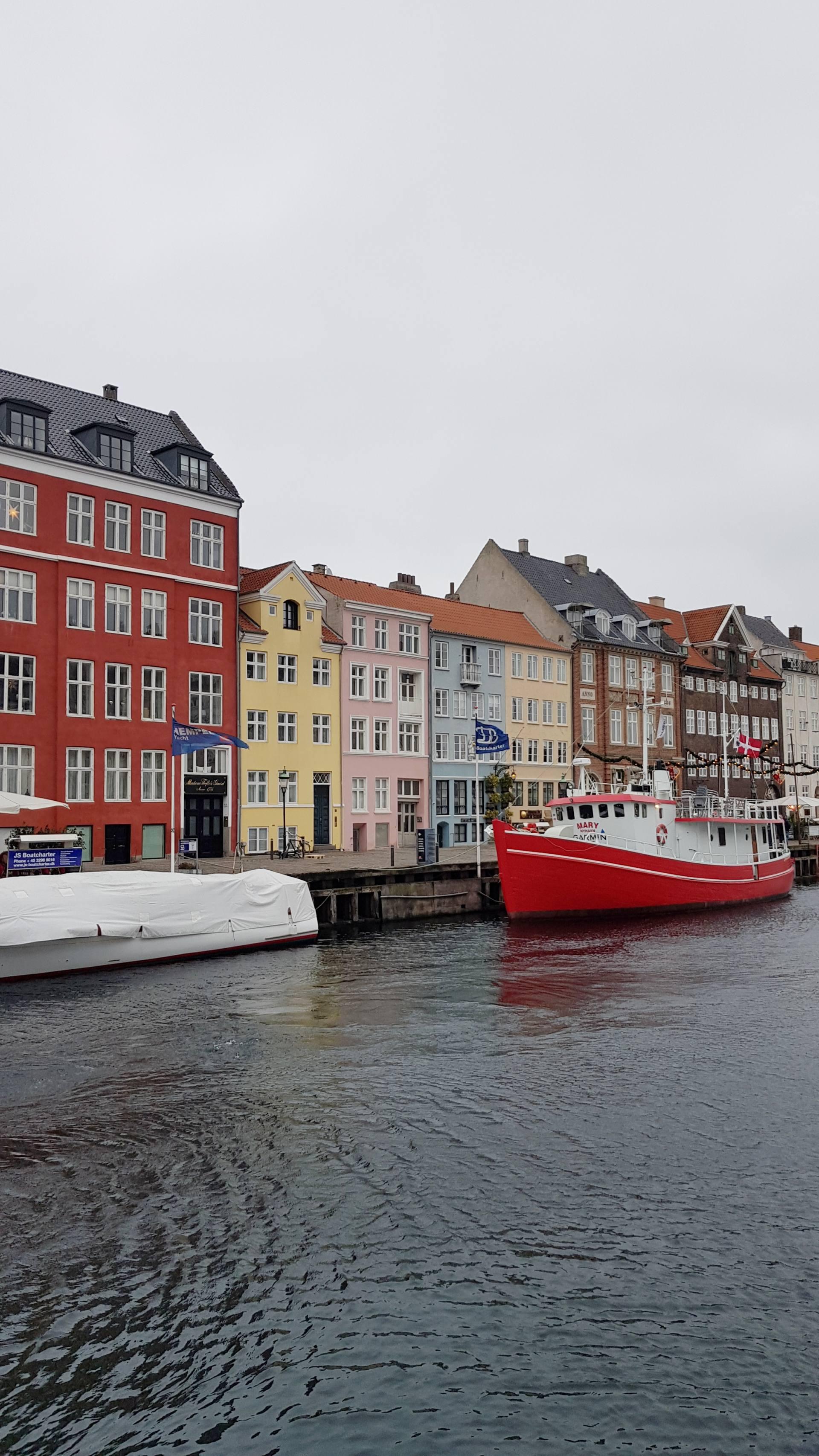 Aarhus en Kopenhagen