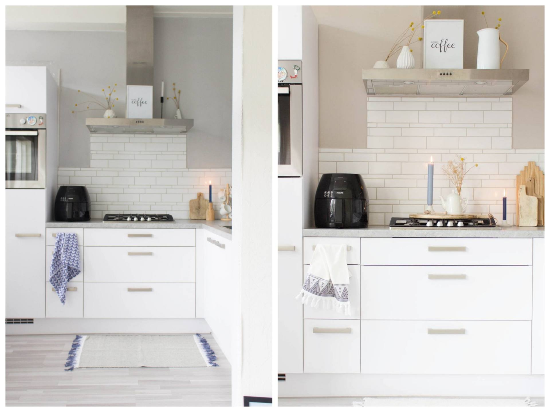 interieurverandering keuken