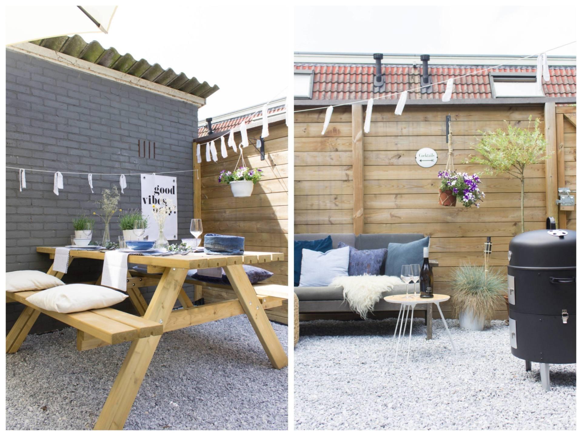 interieurverandering tuin