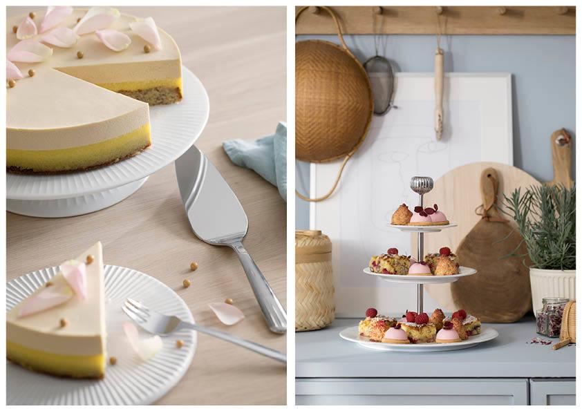 Kähler Design etagere en taart