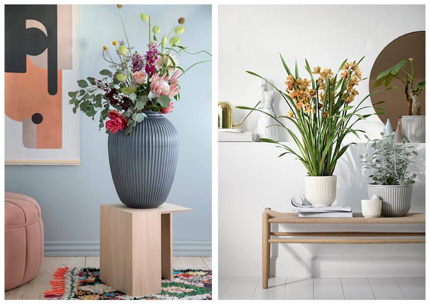 Kahler Design vazen en bloempotten