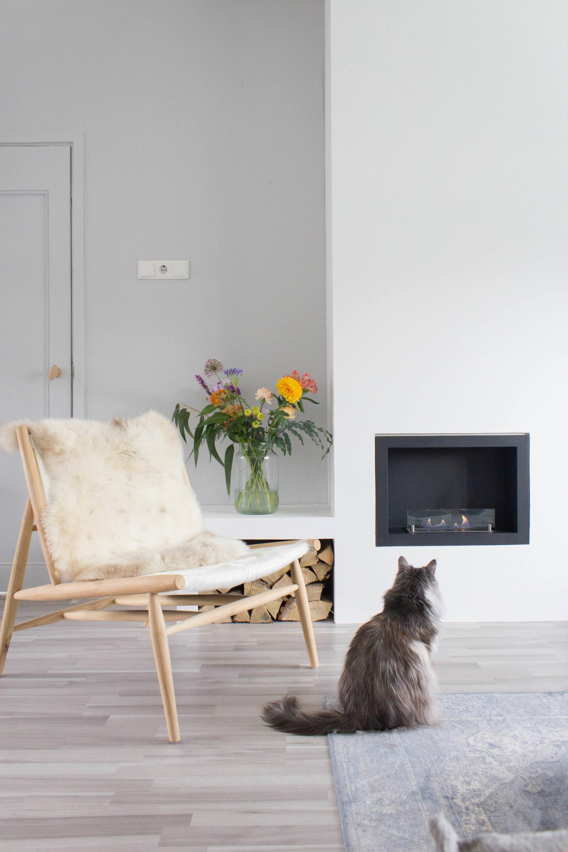 Spiksplinternieuw DIY: schouw maken - Juudithhome- interieur & styling YG-15