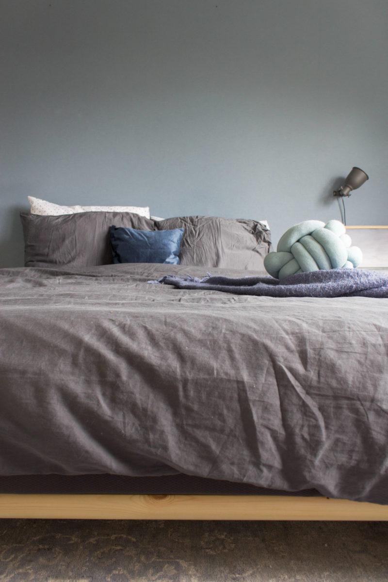 minimalistisch bed Karup Design