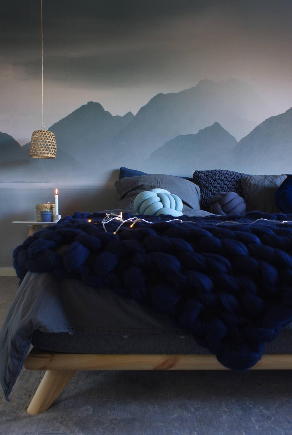 muursticker slaapkamer