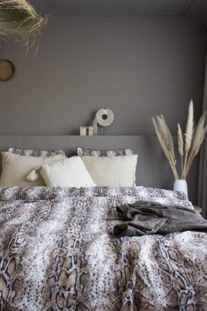Bohemian slaapkamer makeover