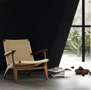 Scandiboho fauteuil