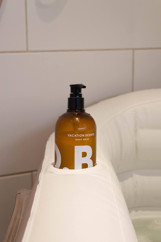 opblaasbaar bad