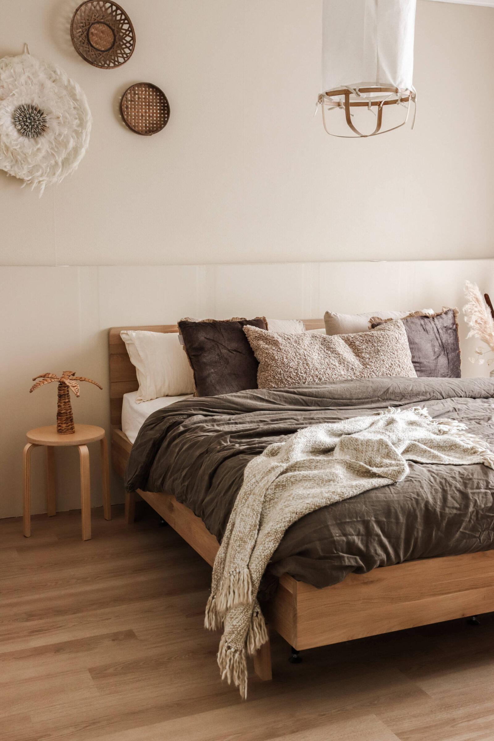 Scandinavisch bed